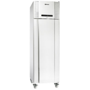 Gram Euro Commercial Fridge White 500 Ltr