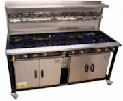 commercial cookers