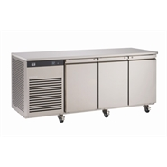 Foster Gastro Pro 3 Door Counter Fridge 280 Ltr