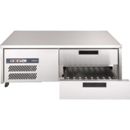 Williams 2 Drawer Gastronorm Underbroiler Counter