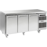 Gram Gastro 3 Door Counter Freezer 506 Ltr