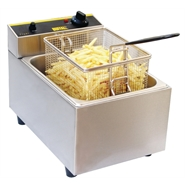 Buffalo Single Fryer 5 Ltr