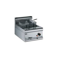 Lincat Silverlink 600 Natural Gas Counter Top Single Fryer DF4/N