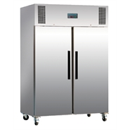Polar Double Door Gastronorm Fridge 1200 Ltr