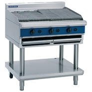 Blue Seal LPG Gas Chargrill C59/6