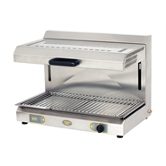 Roller Grill Rise & Fall Salamander Natural Gas Grill SGM800