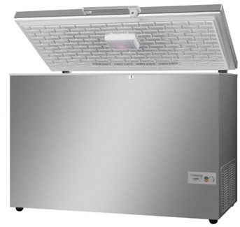 Vestfrost SZ464C-STS Chest Freezer With Stainless Steel Lid