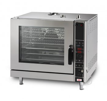 Parry 6 Grid Gas Combination Oven