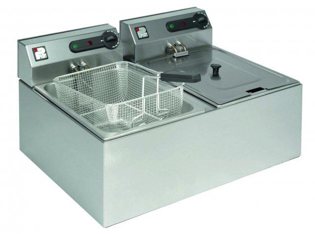 Parry Double Electric Fryer 3KW
