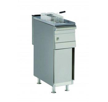 Parry LPG Single Pedestal Fryer