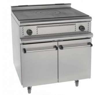 Parry LPG Solid Top Oven 18.5 KW