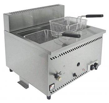 Parry LPG Table top Gas Fryer