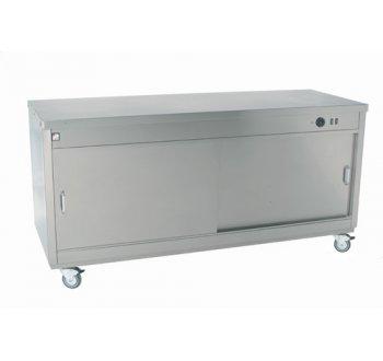 Parry Sliding Door Electric Hot Cupboard 2.5KW
